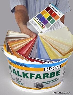 HAGA Naturkalkfarben