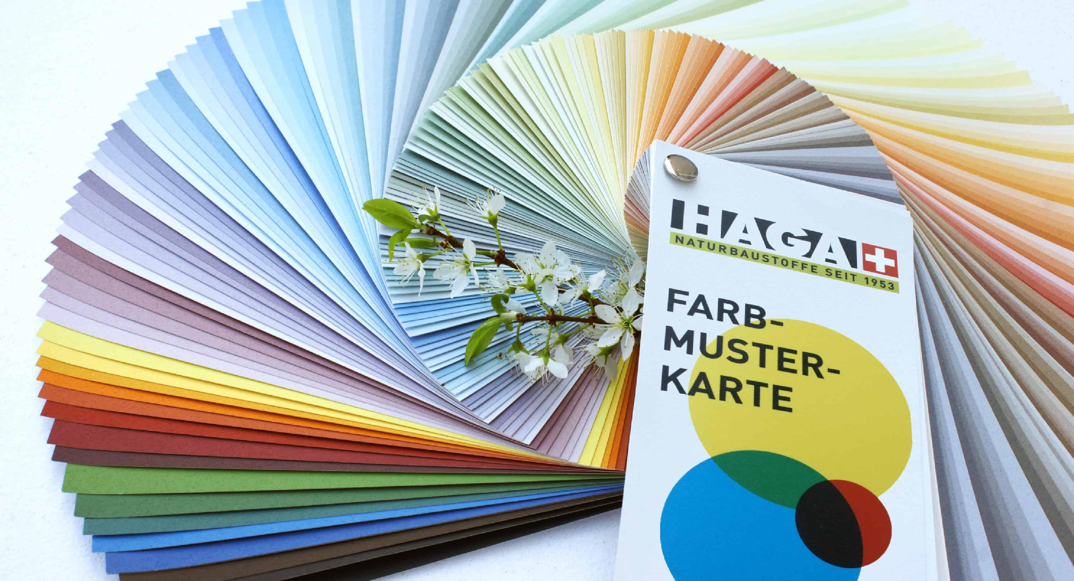 neue trendfarben für die wandgestaltung | haga