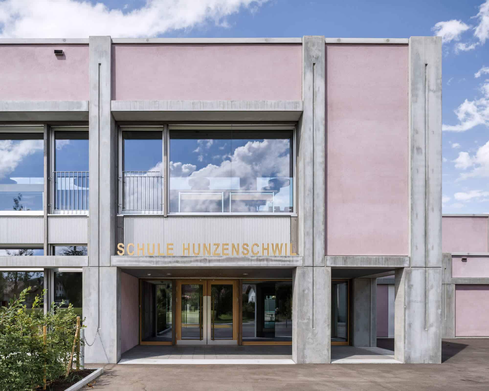 Schule Hunzenschwil