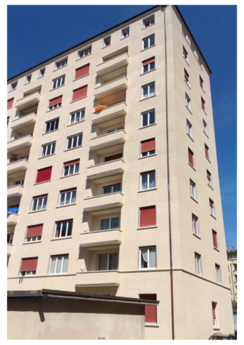 MFH rue Frederic Chaillet 7 Fribourg