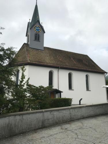 Reformierte Kirche Langnau am Albis